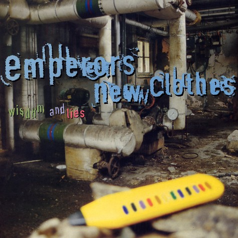 Emperors New Clothes - Wisdom and lies