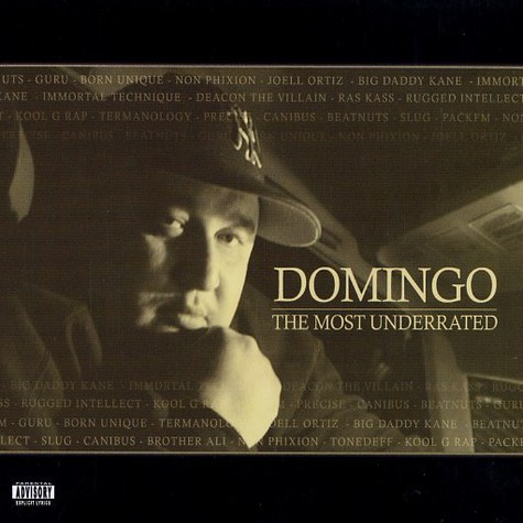 Domingo - The most underrated