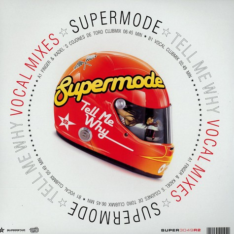 Supermode - Tell me why vocal mixes