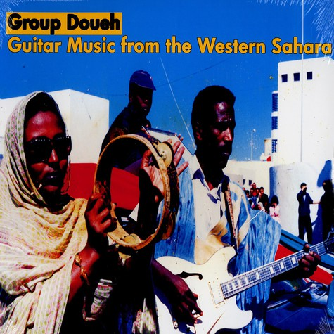 Group Doueh - Guitar music from the Western Sahara