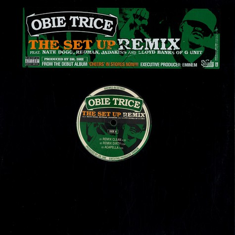 Obie Trice - The set up remix feat. Nate Dogg, Redman, Jadakiss and Lloyd Banks
