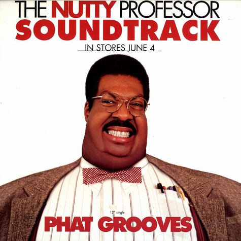 V.A. - OST Nutty professor sampler