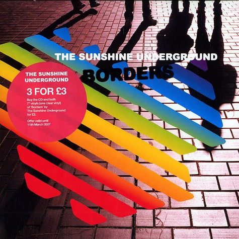 Sunshine Underground, The - Borders - Part 2