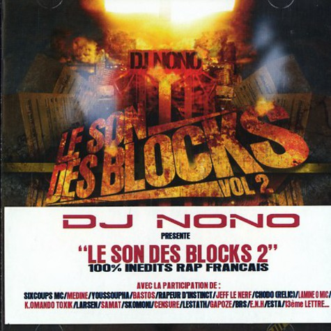 DJ Nono - Le son des blocks 2