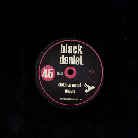 Black Daniel - Children caned unable