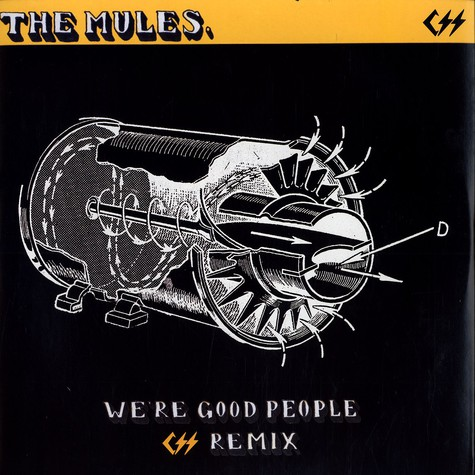 Mules, The - We're good people CSS remix