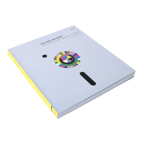 Matthew Robertson - Factory Records - the complete graphic album