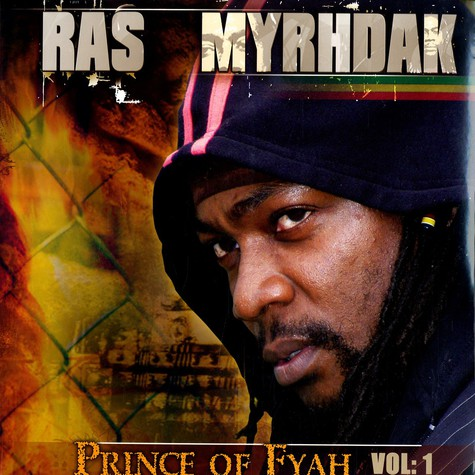 Ras Myrhdak - Prince of fyah volume 1