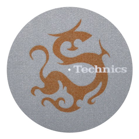Technics - Dragon Logo Slipmat