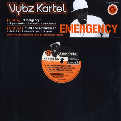 Vybz Kartel - Emergency