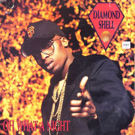 Diamond Shell - Oh What A Night