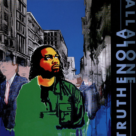 Truth Enola - All Alone