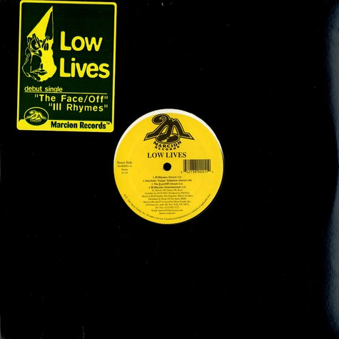 Low Lives - Ill Rhymes