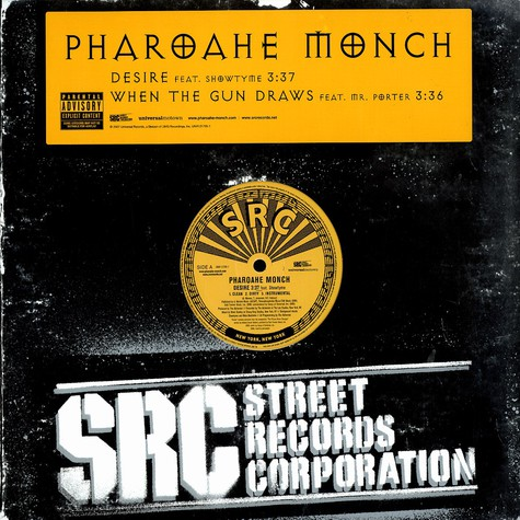 Pharoahe Monch - Desire feat. Showtyme