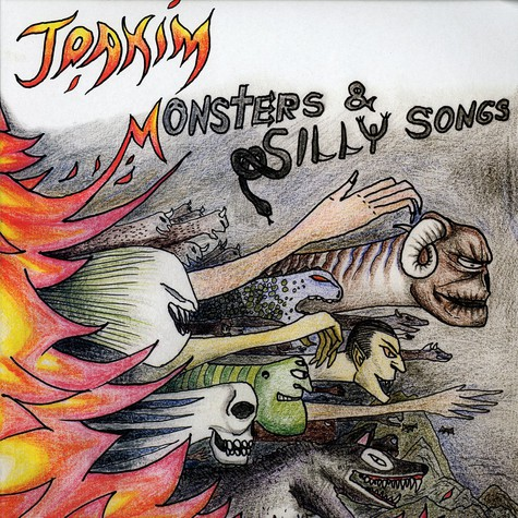 Joakim - Monsters & silly songs