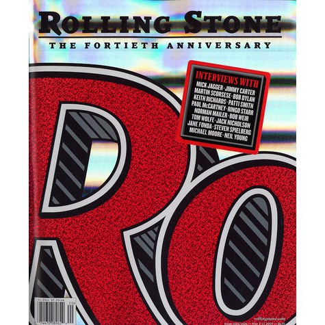 Rolling Stone - 2007 - 1025 / 1026 - May / June