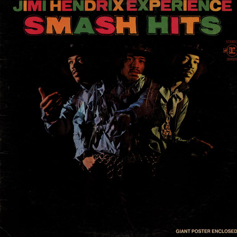 Jimi Hendrix Experience, The - Smash Hits