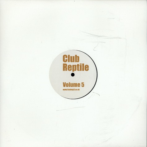 Club Reptile - Volume 5