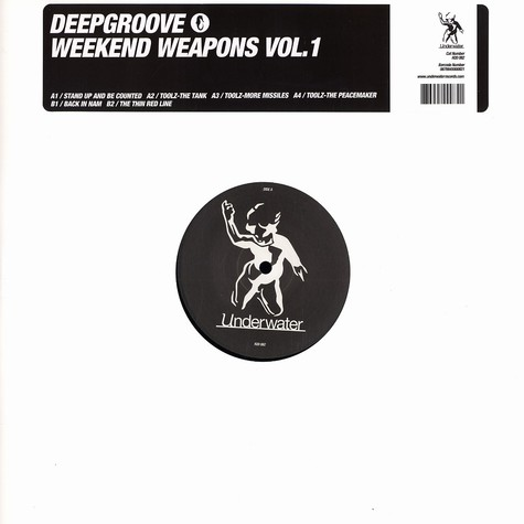 Deepgroove - Weekend weapons Volume 1