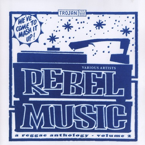 Rebel Music - A reggae anthology Volume 2