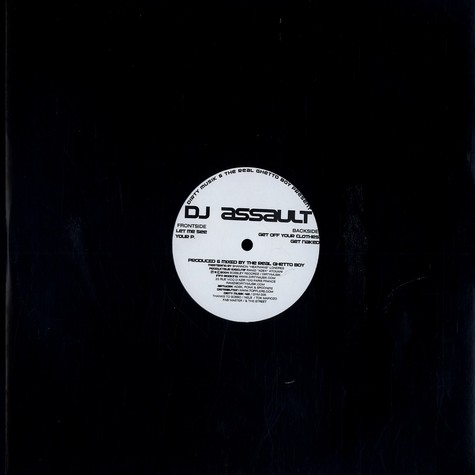 DJ Assault - Let me see your p.