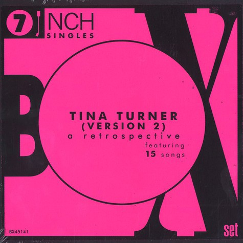 Tina Turner - A retrospective Version 2