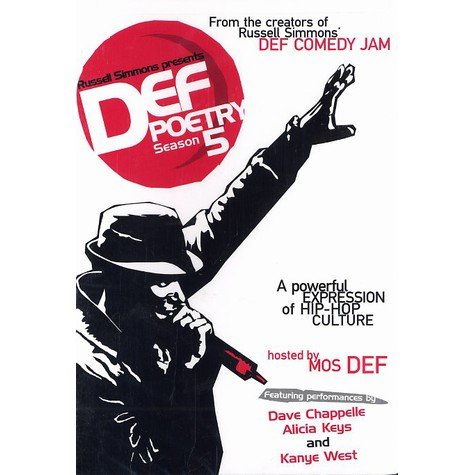Russell Simmons presents ... - Def poetry season 5