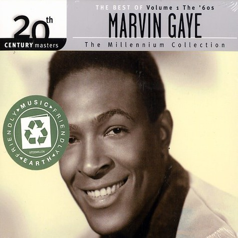 Marvin Gaye - The best of Volume 1 the '60s - 20th Century masters