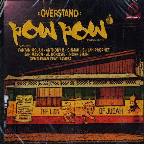 Pow Pow Productions - Overstand