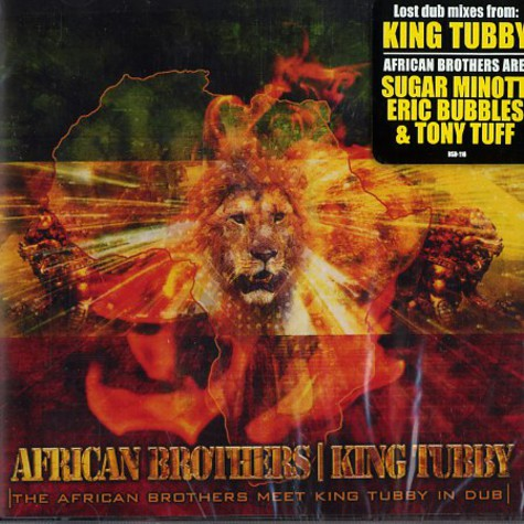 African Brothers & King Tubby - African Brothers meet King Tubby in dub