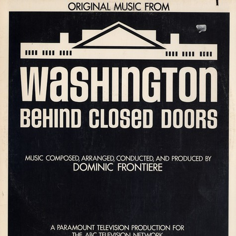 Dominic Frontiere - OST Washington behind closed doors