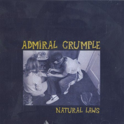Admiral Crumple - Natural laws