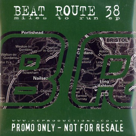 Beat Route 38 - Miles to run EP