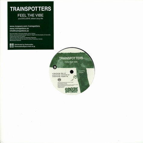 Trainspotters (George Kaplan & Rewindable) - Feel the vibe