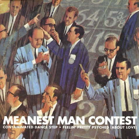 Meanest Man Contest - Contaminated dance step