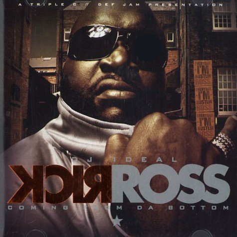 Rick Ross - Coming from da bottom