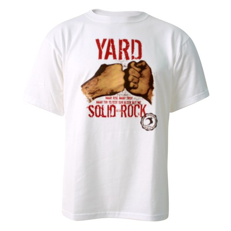 Yard - Solid rock T-Shirt