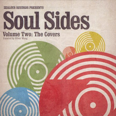 Soul Sides - Volume 2 - compiled by Oliver Wang