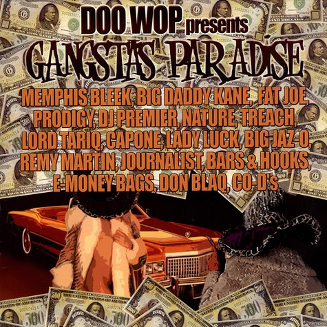 Doo Wop Presents Various - Gangstas Paradise