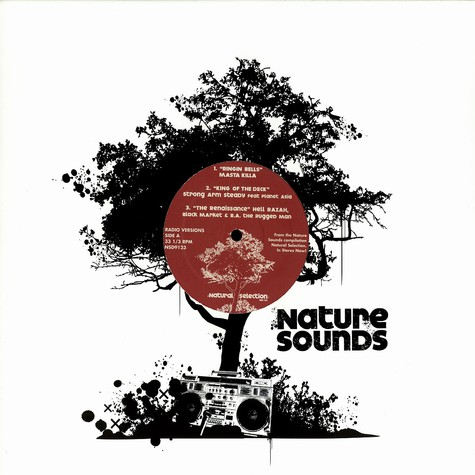 Nature Sounds presents: - Natural selection EP