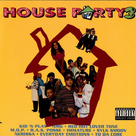 V.A. - OST House Party 3