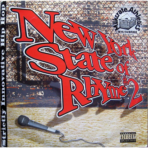 V.A. - New york state of rhyme volume 2