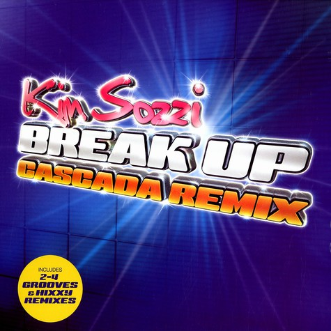 Kim Sozzi - Break up Cascada remix