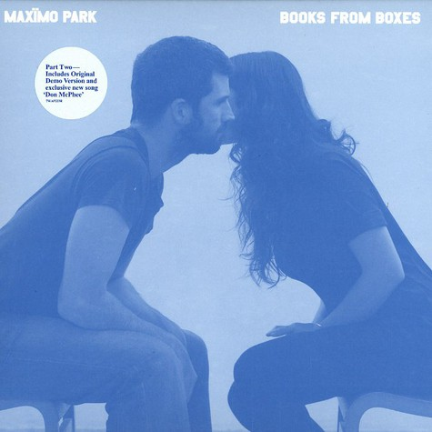 Maximo Park - Books from boxes part 2 of 2