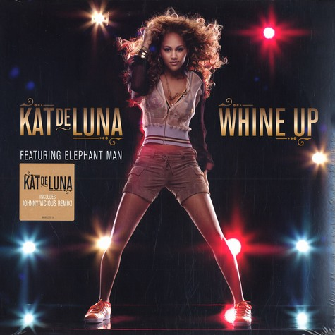 Kat De Luna - Wine up feat. Elephant Man