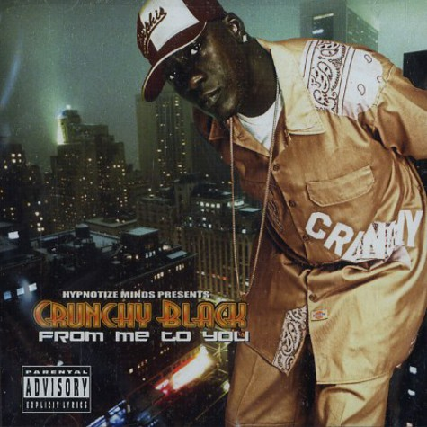 Crunchy Black - From me to you