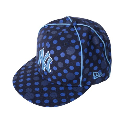 New Era - New York Yankees  splatter dot cap
