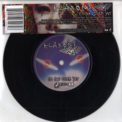 Klaxons - It's not over yet part 1 of 2