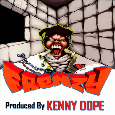 Kenny Dope - Frenzy