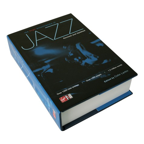 Colin Larkin - The Virgin encyclopedia of jazz - revised and updated